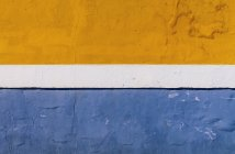 Spain, Cadiz, view colored wall, close up — Stock Photo