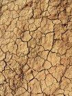 Spanien, La Gomera, Cracked Trocknen Boden — Stockfoto