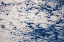 Cielo nuvoloso durante il giorno — Foto stock