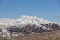Vista de Estados Unidos, Alaska, en el Parque Nacional Denali de Alaska - foto de stock