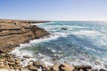 Portugal, View of Atlantic Ocean — Stock Photo