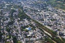 Europa, Alemanha, estado da Renânia-Palatinado, exibição de Bad Neuenahr Ahrweiler, jardins spa e casino — Fotografia de Stock