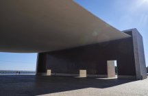 Portugal, Lisbonne, Parque das Nacoes, architecture moderne — Photo de stock