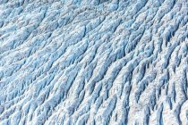 USA, Alaska, Aerial view of Ruth Glacier — Stock Photo