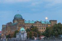 Чеська Республіка, Прага, Міністерство промисловості і торгівлі — стокове фото