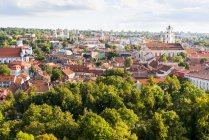 Lithuania, Vilnius, Old town at daytime — Stock Photo