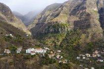 Espanha, Ilhas Canárias, La Gomera, Valle Gran Rey, Lomo del Balo — Fotografia de Stock