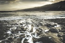 Іспанія, Тенеріфе, Пуерто-де-ла-Крус, Атлантичний ранок — стокове фото