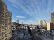 США, Каліфорнія, Сан-Франциско, Чайнатаун, Фінансовий район, Коіт Тауер — стокове фото