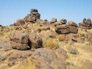Pietre giganti in Namibia, Africa — Foto stock