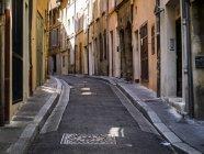 Франція, Прованс, Алея в Екс-ан-Прованс — стокове фото