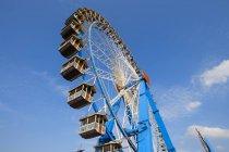 Deutschland, München, Riesenrad auf dem Oktoberfest — Stockfoto