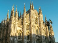 Italy, Lombardy, Milan, Milan Cathedral — Stock Photo