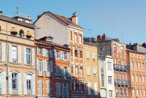 Francia, Alta Garonna, Tolosa, Centro Storico, Edifici storici Place Saint-Etienne — Foto stock