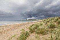 Großbritannien, Schottland, Ausdauer, Strand von Balnakeil — Stockfoto