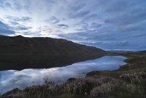 Reino Unido, Escócia, Ilha de Skye, Loch Ainort — Fotografia de Stock