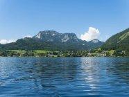 Austria, Stiria, Altaussee, Altausseer Vedi — Foto stock