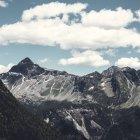 Italy, Lombardy, Bernina Range, Pizzo Scalino — Stock Photo