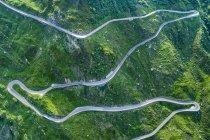 Suiza, cantón de Uri, valle de Urseren, paso Furka - foto de stock