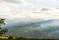 Italia, Lazio, scenica di giorno — Foto stock