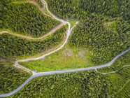 Австрия, Каринтия, Катшберг днем — стоковое фото