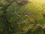 Indonesia, Bali, Kedungu, Vista aérea - foto de stock