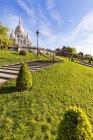 Франція, Париж, Монмартр, Сакре-Кер-Монмартр — стокове фото