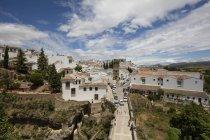 Іспанія, Малага, Ронда, таунпейзаж — стокове фото