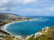 Caraibi, Piccole Antille, Saint Kitts e Nevis, Basseterre — Foto stock