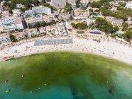 España, Islas Baleares, Mallorca, Región de Calvia, Costa de la Calma, Peguera, Cala Fornells - foto de stock