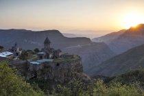 Armenia, Syunik Province, Tatev Monastery — Stock Photo