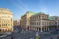 Austria, Vienna, Vienna State Opera — Stock Photo
