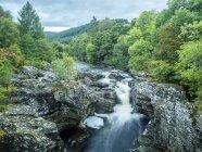 Великобритания, Шотландия, Хайленд, Инвермористон — стоковое фото