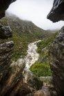 Sudafrica, Capo Occidentale, fiume — Foto stock