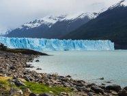 Аргентина, Патагония, Эль-Калафате, Ледник Перито-Морено — стоковое фото