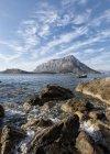 Grèce, Kalymnos, paysage côtier — Photo de stock