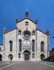 Italia, Lombardia, Como, Cattedrale di Santa Maria Maggiore — Foto stock