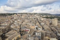 Italy, Sicily, Modica, townscape — Stock Photo