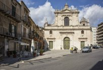 Italia, Sicilia, Modica, chiesa Maria di Betlem — Foto stock