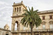Італія, Сицилія, провінція Рагуза, парк археологічна Форта, кава Д'іспіка — стокове фото
