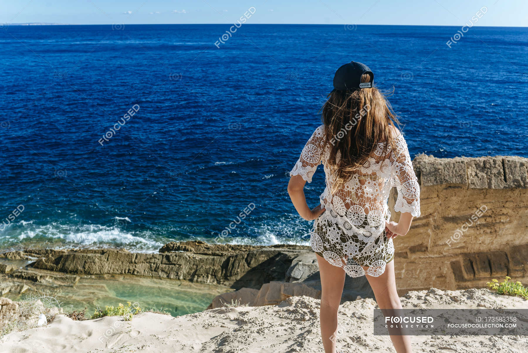Frauen Am Meer Bilder