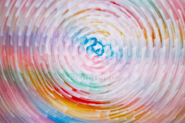 Colorful rotating lantern — Stock Photo