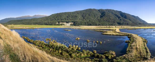 Parco nazionale Fiordland — Foto stock