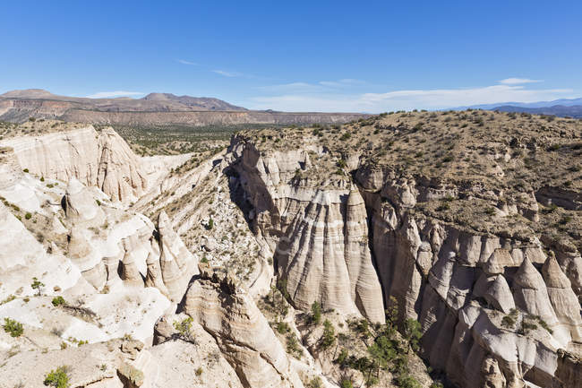 Kasha-Katuwe Tent Rocks National Monument — Stock Photo