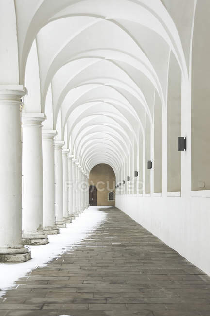 Royal stables in Dresden — Stock Photo