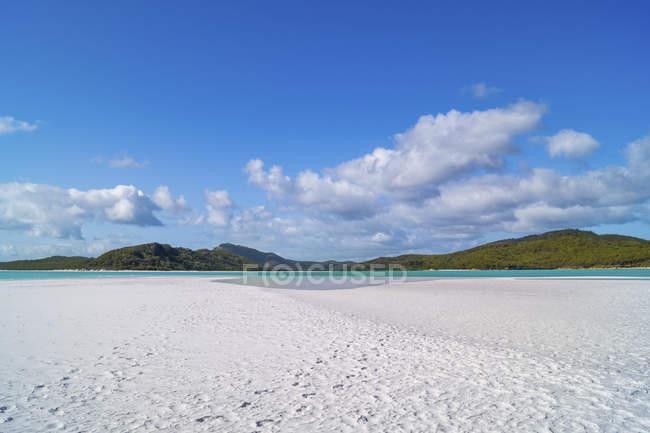 Australia, Queensland, Whitsunday Island, Whitehaven Beach — Stock Photo