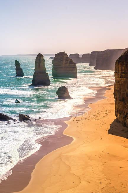 Australia, Victoria, Port-Campbell-Nationalpark, Twelve Apostles — Stock Photo