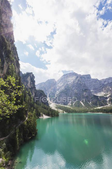 Parco naturale Fanes-Sennes-Braies, Italia — Foto stock