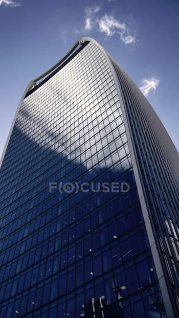 Хмарочос 20 Fenchurch-стріт, лондонського — стокове фото
