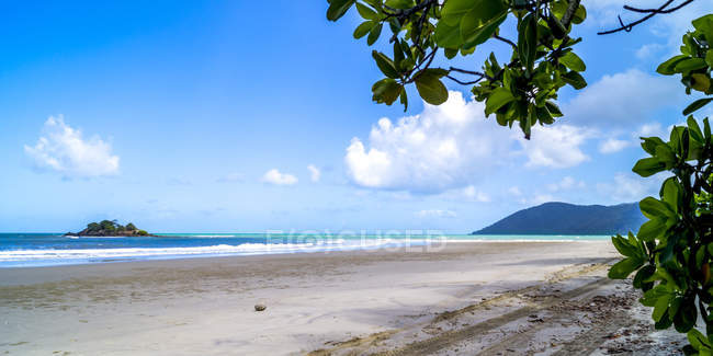 Queensland, paesaggio costiero — Foto stock